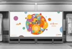 Hanwha Life Brand eXperience Design Renewal on Behance