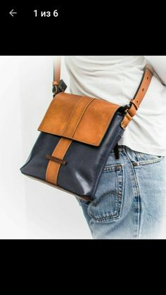 Diy Leather Messenger Bag, Messenger Bag Men, Leather Wallet, Gigi Bags, Leather Bag Design, Leather Bags Handmade, Leather Projects, Leather Fashion, My Bags