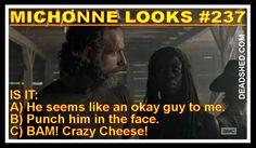 Michonne Looks
