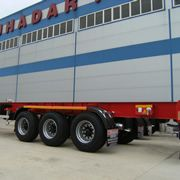 Twin Chassis Trailer Take The First Step, Marketing, Twin, Autos, Twins