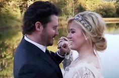 Kelly Clarkson Wedding Video