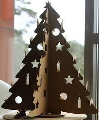 ideas para hacer un arbol de navidad con carton - Buscar con Google