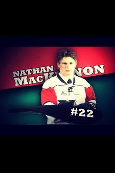 Nathan MacKinnon!!!!! #22
