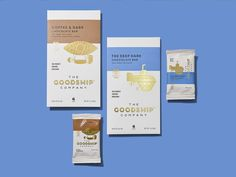 The Goodship Co. - mint