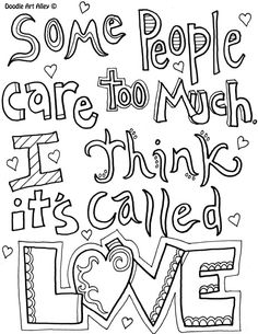 Inspirational Quotes Coloring Pages QuotesGram By Quotesgram