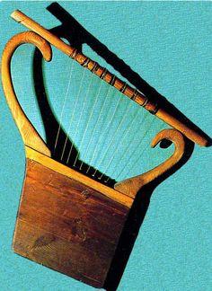 ICONOGRAFIA MUSICAL del Rey DAVID – Música y Bellas Artes