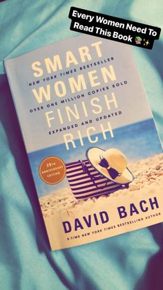 Smart women finish rich #davidbach #womeninleadership #books #booktoreadin2019 Book Nerd, Book Club Books, Good Books, Ya Books, Book Series, Book Suggestions, Book Recommendations, Reading Lists, Book Lists