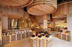Kayanoya. Location: Tokyo, Giappone; firm: Kengo Kuma and associates; year: 2014