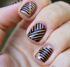 26 Gorgeous Great Gatsby Inspired Manicures