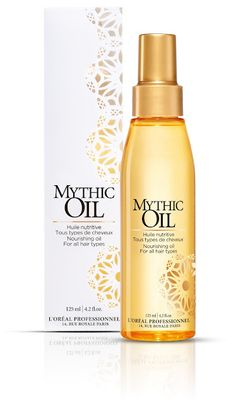 Mythic Oil da L'Oréal Professionnel...heard this is great...