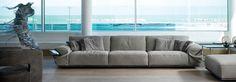 Sofa :: Dandy Home collection, designed by Giuseppe Viganò