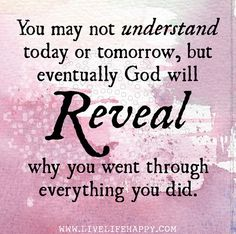 Live Life Happy - Page 19 of 956 - Inspirational Quotes, Stories + Life & Health Advice Life Quotes Love, Quotes About God, Faith Quotes, Bible Quotes, Great Quotes, Quotes To Live By, Me Quotes, Inspirational Quotes, Motivational