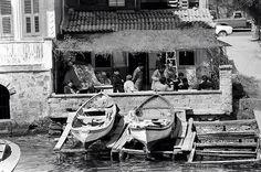 Emek Kahvesi, Yeniköy. 1970-ler..