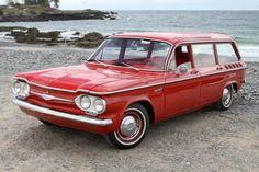 1961 Chevrolet Corvair 700 Lakewood station wagon