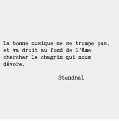 64 super ideas for music quotes words Poetry Quotes, Music Quotes, Words Quotes, Me Quotes, Sayings, French Words, French Quotes, Some Words, Powerful Words