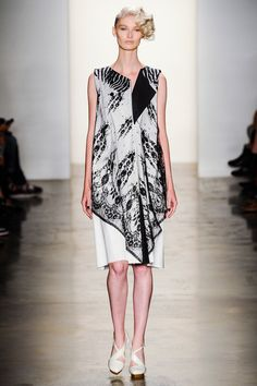 Alexandre Herchcovitch Spring 2014 Ready-to-Wear Collection Slideshow on Style.com