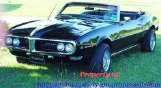 1968 Firebird Convertible