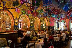 Mi Tierra Restaurant, San Antonio,TX  Love this place!