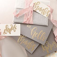 That Look of Hand-Lettering by Christen Hammons - Stampington & Company