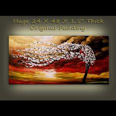 art abstract painting canvas wall art xl canvas oil by mattsart, $399.00