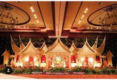 Mengintip Dekorasi Minang by Des Iskandar di Love in Diversity Wedding Exhibition