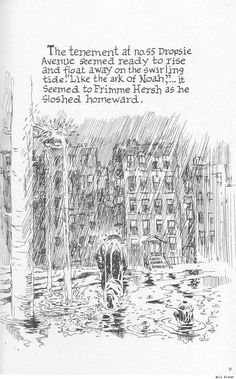 Will Eisner - A Contract with God