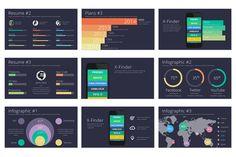 Color-X Keynote Template - Presentations - 2