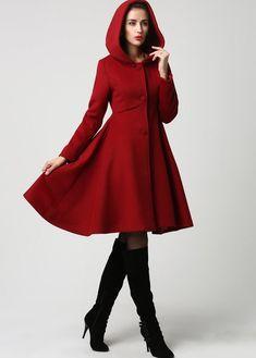 Winter Long Coat For Girls