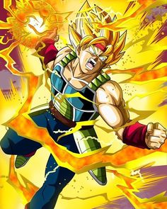 Dragon Ball bardock