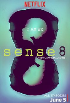Sense8 (2015 Netflix Series) Eight strangers around the globe find themselves connected -- first by a violent vision, then by their shared ability to connect with one another's thoughts and actions, and finally by the urgent need to find out what happened and why. Their need to know goes beyond simple curiosity -- as they pursue answers, a mysterious organization hunts them down, intent on destroying them.