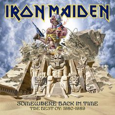 Iron Maiden Album Covers | ilCorSaRoNeRo.info - CD.Iron.Maiden-Somewhere.Back.In.Time.2008 ...