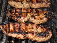 Rootbeer Steak Marinade