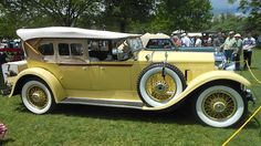 Packard convertible sedan