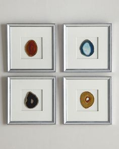 Framed Agate Wall Decor on shopstyle.com #agate #beauitul #simple #wallart #framed