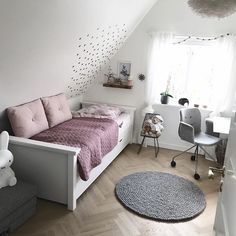 Teenage Girl Bedrooms, Girls Bedroom, Cool Rooms For Teenagers, Girl Room, Baby Room, Reading Room, House Rooms, New Room, Decoration