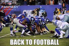 La saison régulière de #NFL a commencé mercredi.. Qui sont vos favoris ??