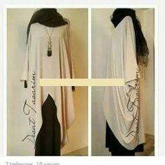 Dikiş Kalıpları ve Patronları: KOLAY TESETTUR ELBISE DIKIMI KALIPLARI Hijab Abaya, Hijab Gown, Abaya Fashion, Muslim Fashion, Fashion Dresses, Maternity Shirt Dress, Maternity Fashion, Caftan Dress, Maxi Wrap Dress
