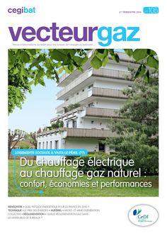 Vecteur Gaz N° 105 | GrDF Cegibat