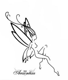 Tribal Fairy | Ideas para un tatu