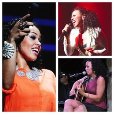 She be sangin l want all these Outfits too!  #ellevarner