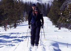 Idaho Cross Country Skiing and Snowshoeing