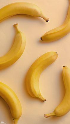 Banana fruit food wallpaper for phone Ed Wallpaper, Cute Wallpaper Backgrounds, Flower Wallpaper, Iphone Wallpaper, Summer Wallpaper, Food Wallpapers, Pretty Wallpapers, Orange Recipes, Fruit Recipes