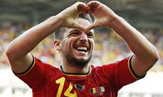 Belgium v Algeria ends 2-1 to Belgium as they come from behind to win their 1st game of the 2014 World Cup.