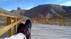 Haciendo lo que mejor se hacer... NADA! En Paso Córdoba de San Martín de los Andes a Bariloche