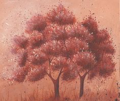 Items similar to Wine Red Tree Painting Acrylic Painting Original Artwork Marsala by Caroline Fellis Wall art Nature Trees Acrylic on Canvas art painting on Etsy Marsala, Original Artwork, Original Paintings, Red Tree, Nature Tree, Les Oeuvres, Canvas Art, Etsy, Wall Art