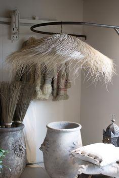 Straw lamp Boho, Interior Design, Lighting, Home Decor, Nest Design, Decoration Home, Home Interior Design, Light Fixtures, Room Decor