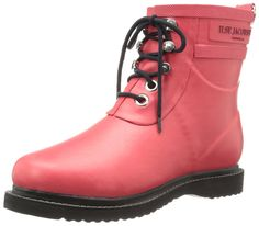 ILSE JACOBSEN Women's Rub 2 Rain Boot *** Discover this special boots, click the image : Boots