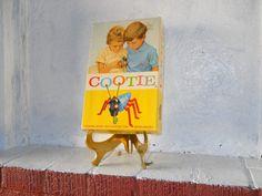 15 OFF  Cootie Bug Game. 1966. Schaper. by VeiledThroughTime, $32.00