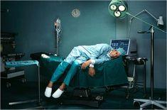 Top 5 Ways to Stay Awake in Med School/Residency