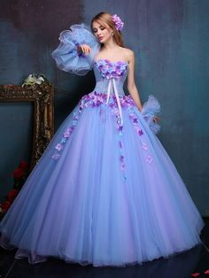 Sweetheart Ball Gown Appliques Crystal Sashes Quinceanera Dress & discount Quinceanera Dresses